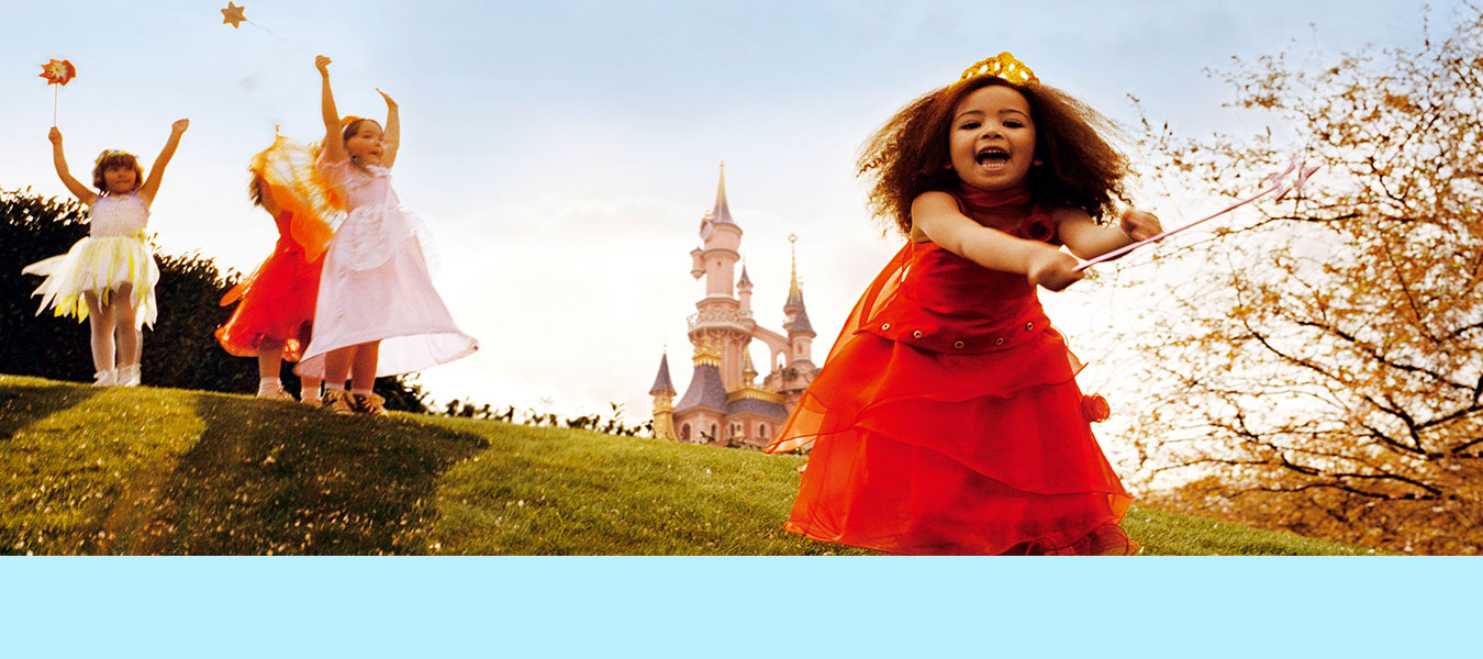 Holidays to Disneyland Paris