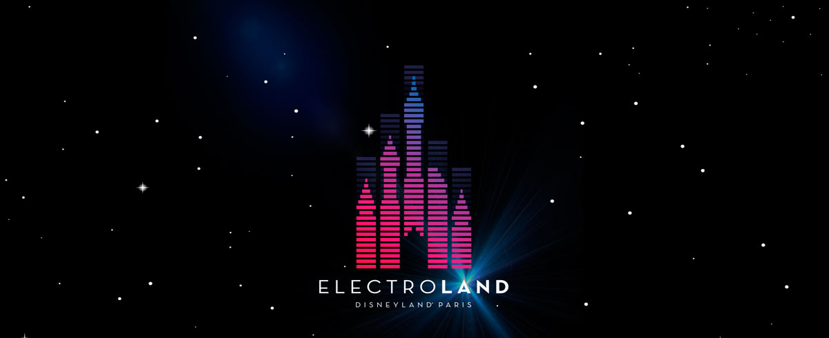 ELECTROLAND at Disneyland Paris